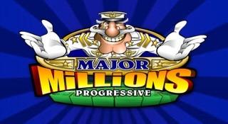 Omslag veckans jackpottslot: Major Millions
