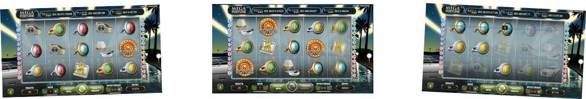 Mega Fortune casino