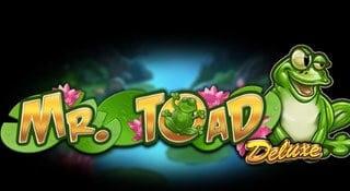Het jackpott på Mr Toad - omslagsbild
