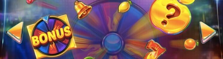Mystery Reels jackpottspel från Red Tiger Gaming