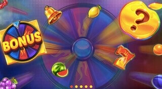 Mystery Reels jackpottspel - omslagsbild