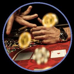 Online poker turnering