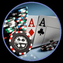 Texas Hold'em poker spel