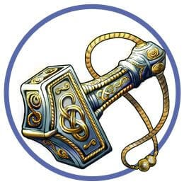 Hall of Gods symbol