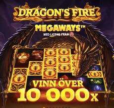 Dragon's Fire Megaways jackpot