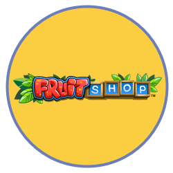 NetEnt Fruit Shop slot