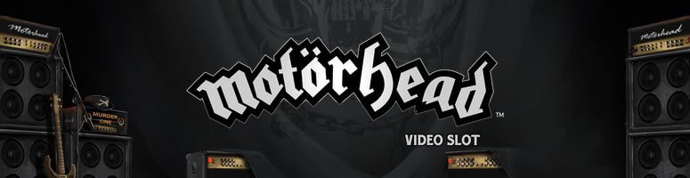 Motörhead slot från NetEnt