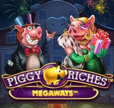 Piggy Riches Megaways jackpot