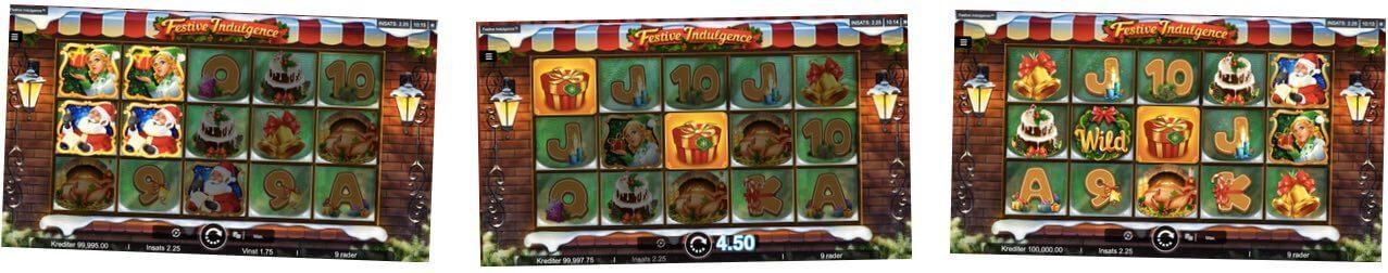 Spela Festive Indulgence gratis