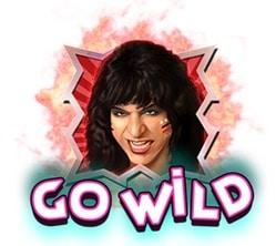 Go Wild bonusfunktion