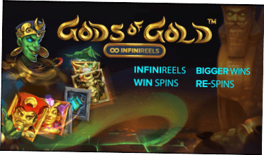Gods of Gold bonus
