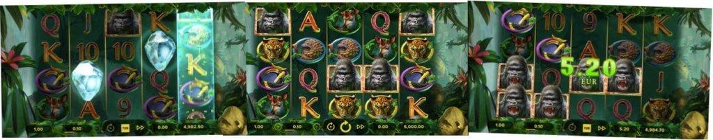 Spela Gorilla Kingdom gratis