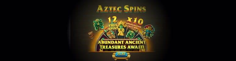 Aztec Spins - ny slot