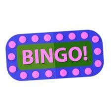 Bingo app i mobilen