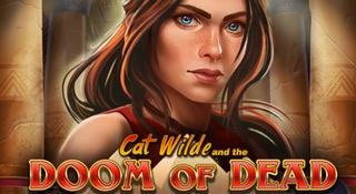 Cat Wilde and th Doom of Dead - ny slot från Play n GO