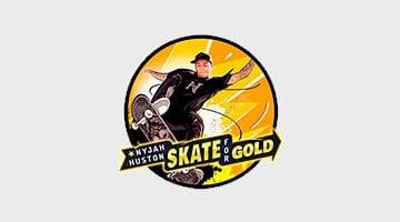 Nyjah Houston - Skate for Gold! slot