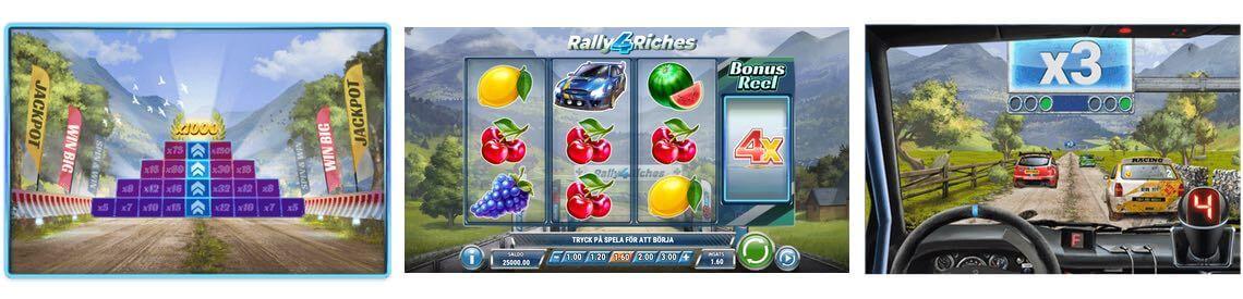 Rally 4 Riches gratis