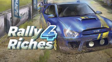 Omslagsbild Rally 4 Riches ny slot