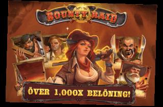 Spela Bounty Raid gratis