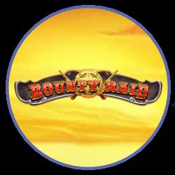 Bounty Raid slot från Red Tiger