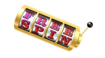 Free spins som bonus