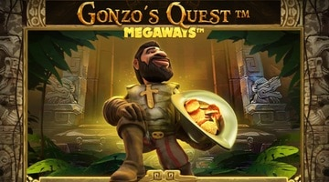 Gonzo's Quest Megaways nyhet