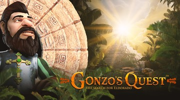 Gonzo's Quest Megaways Red Tiger/NetEnt