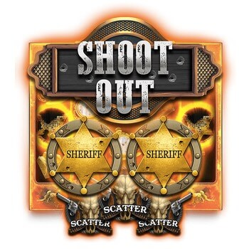 Shoot out spins