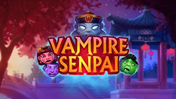 Vampire Senpai - ny slot från Quickspin