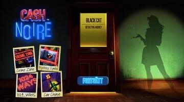 Cash Noire omslagsbild nyhet