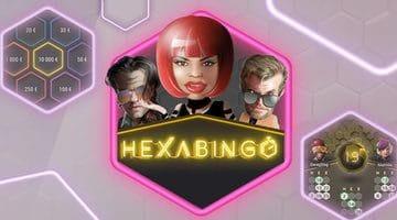 Omslagsbild Hexabingo hos Maria