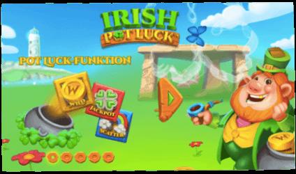 Irish Pot Luck bonus