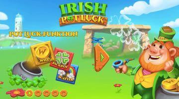 Nya sloten Irish Pot Luck
