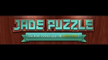 Jade Puzzle nyhetsomslag