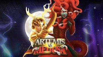 Artemis VS Medusa - ny slot