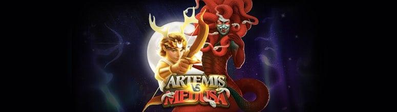 Ny Quickspin-slot: Artemis VS Medusa