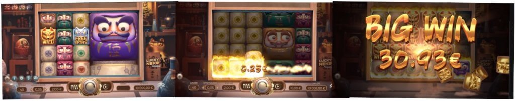 Spela Lucky Neko: Gigablox gratis