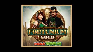 Ny slot: Fortunium Gold