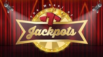 Jackpot slot hos Videoslots.com