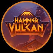 Ny slot från Quickspin - Hammer of Vulcan