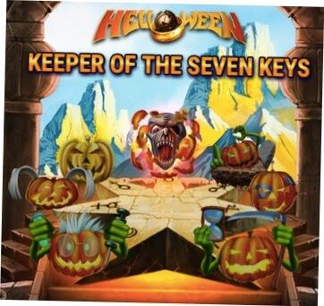 Keeper of the seven keys - Halloween  bonus