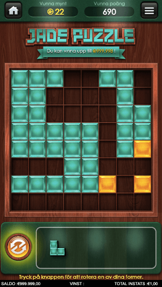 Jade Puzzle arcade