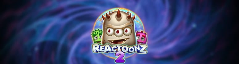 Reactoonz 2 - slot från play n GO