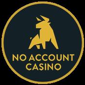No Account Casino recension