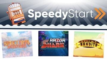 Nyhet SpeedyStart spel