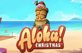 Aloha Christmas från NetEnt