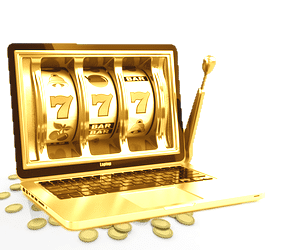 High Roller casino slots i datorn