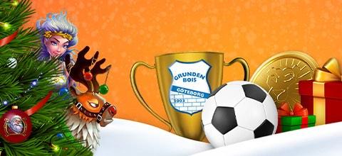 LeoVegas anordnar julkampanj under december månad.