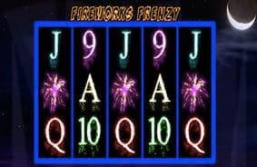 Fireworks Frenzy från Eyecon