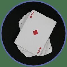 Ess i Casino War online